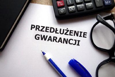 przedłużenie gwarancji