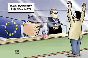 jak okradają banki