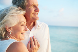 para na wcześniejszej emeryturze